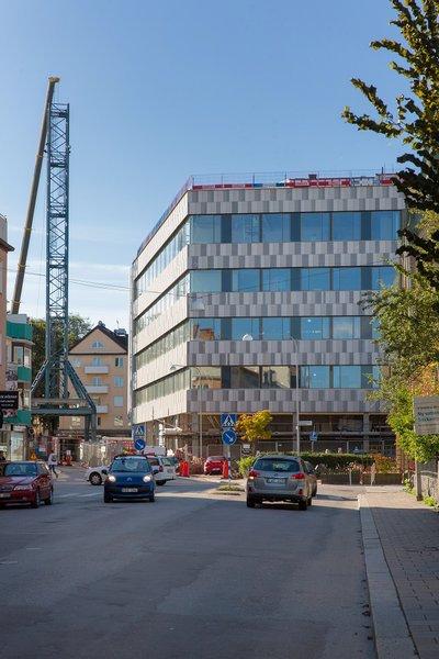 Renovering av Åhlénshuset i Linköping