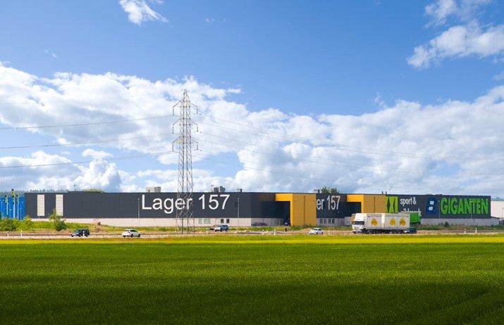 Nyproduktion av affärslokal i Linköping
