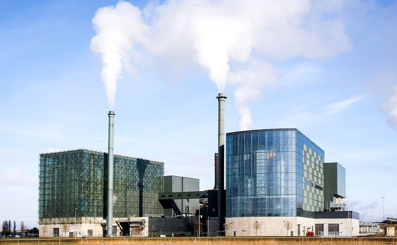 Nybyggnad av kraftvärmeverket i Linköping